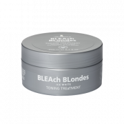 Lee Stafford Bleach Blondes Ice White ošetrujúca maska s modrým pigmentom, 200 ml
