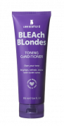 Lee Stafford Bleach Blondes Purple Reign kondicionér s fialovým pigmentom, 250 ml