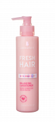 Lee Stafford Fresh Hair Balancing Conditioner - obnovujúci kondicionér s ružovým ílom, 200 ml