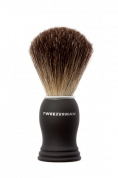 Tweezerman GEAR Deluxe Shaving Brush štetec na holenie