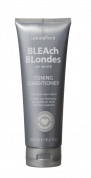 Lee Stafford Bleach Blondes Ice White kondicionér s modrým pigmentom, 250 ml
