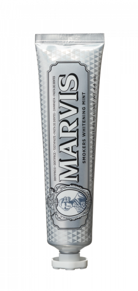 MARVIS Smokers Whitening Mint bieliaca pasta s xylitolom, 85 ml